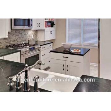 Armário de cozinha em madeira maciça estilo americano American Standard