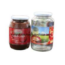 Glass Jar Tomato Paste with High Quality