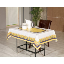 PVC Independent All-in-One Printed Tablecloth (TZ0013-D)