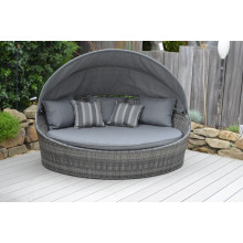 Outdoor Furniture Rattan Garden Wicker Patio Daybed