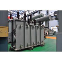 Transformador de la energía de 110kv China para la fuente de alimentación
