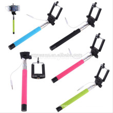 hot new products for 2015 selfie stick , Monopod Built-in Shutter Extendable Handheld Selfie Stick
