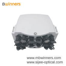 "NAP box with Huawei Mini SC IP rated connectors. 16port output Optic Distribution Box FTTH Terminal Box ""Factory Price 16 Core Fiber Optic Ftta Nap Box/  Terminal Box With Mini Sc Adapter,"