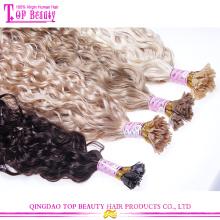 Novo próximos indiano virgem eu/U/Flat ponta alta qualidade por atacado flap dica cabelo extensão do cabelo