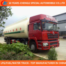 Euro 2 Diesel 40tons Dry Bulk Cement Tank Truck