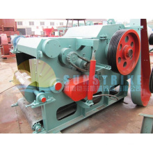 China Lieferant Ce genehmigt Trommel Holzhacker / Holz Crusher
