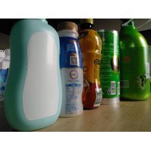 Kundenspezifische selbstklebende kosmetische Druckfläschchen-Etikettenrollenaufkleber