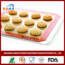 silicone baking mat grill mat bbq mat/liners