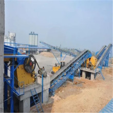 Used Rubber Conveyor Belt System Equipment