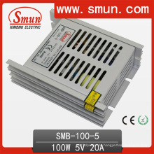 100W 5V / 12V / 24V / 48V ultradünne Single-Output-Schaltnetzteil