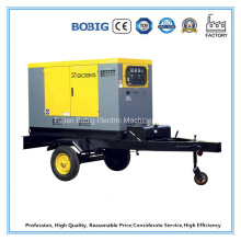 375kVA Soundproof Yuchai Diesel Generator with CE and ISO Certificate