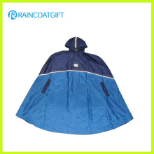 New Design Waterproof Nylon Men′s Motorcycle Rain Poncho
