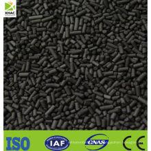Импрегнированные активированные XHI-25 углерода калия йодид пропитанный активированный уголь
