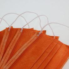 Aktive Gesichtsmaske aus nicht gewebtem Kohlefilter