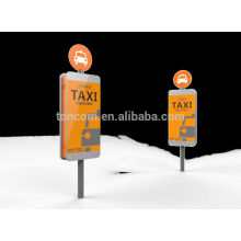 YZP-9 outdoor signage board for transportation