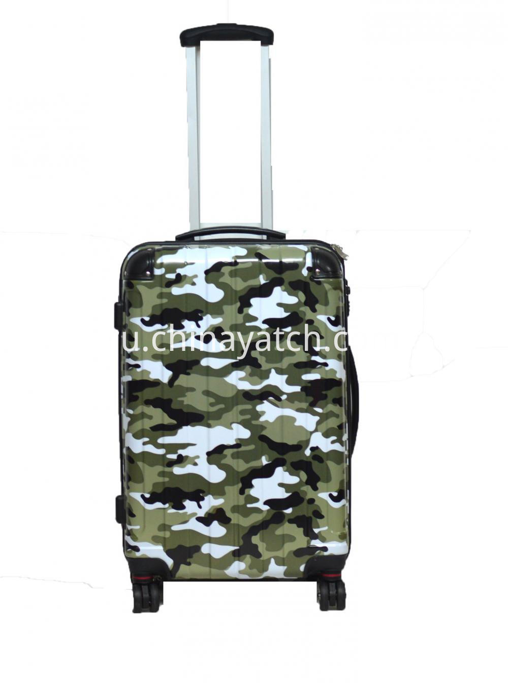 Rolling Trolley Luggage Set