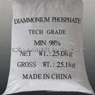 Fosfato de diamónio 98%