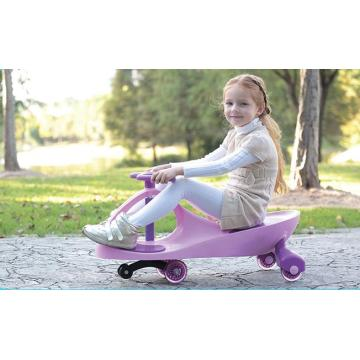 Plastic Wheel Baby Twist Car Classic Ride On