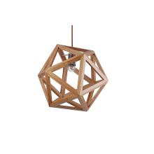 Modern Wood Hanging Lamps (LBMP-SX)