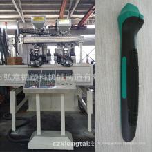 HT-95 zwei Farben vollautomatische Spritzguss-Maschine mit Manipulator für Werkzeug