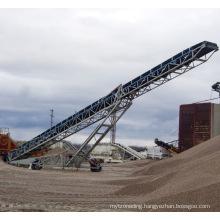 Mobile Rubber Belt Conveyor/Mobile Belt Conveyor Manufacturer