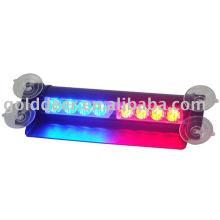 LED de aviso luz estroboscópica de para-brisas com Visor(SL341-V)