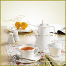 8 шт. Серия столовых приборов для фарфоровых изделий из белого фарфора