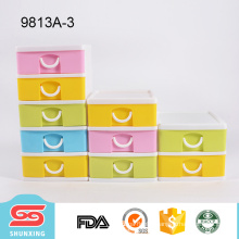 colorful desktop supplies wholesale home storage organization with drawer