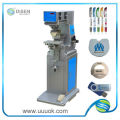 High speed single color pad printing machine