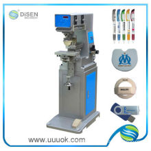 High speed single color pad printing machine