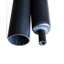 Luva termorretrátil do polietileno do UL 3: 1 com o adesivo para a corrosão protetora