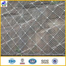Rockfall protección de malla de alambre de fábrica