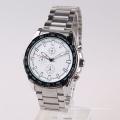 Reloj de acero inoxidable hombres de la venda 2015, reloj de encargo fabricante