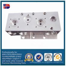 Servicio de mecanizado CNC de precisión, mecanizado de piezas, mecanizado de metales