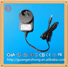 Australia wall mounted adapter 12v 0.5a ac dc adapter