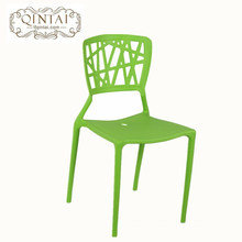 Modern furniture Plastic PP stackable dining chair