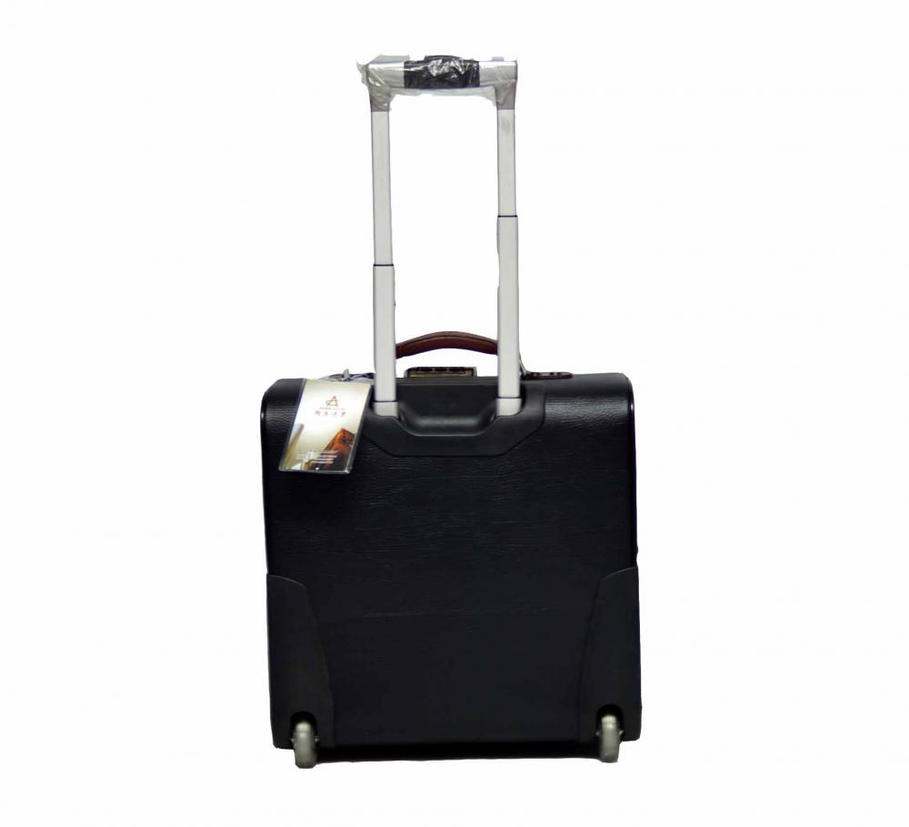 Classical Black Laptop Trolley Case