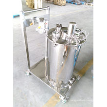 Stainless Steel Pump Carts with Tank