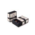 Wholesale 4 packs chocolate packing box