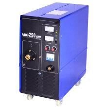 China Mejor calidad inversor DC MIG máquina de soldadura MIG250y