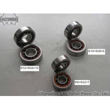 Peças do motor de jato Peças do alto Rolamento de esferas cerâmico