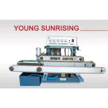 Кухня firniture skiving машины QJ877A-4-2 может обрабатывать толщиной 2 мм