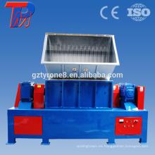 Venta de China trituradora de trituradora de doble eje de uso de material de dtv del neumático por CE