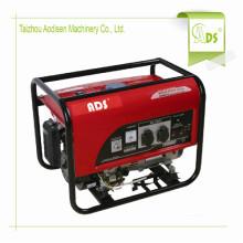 1.5kw Generador de la gasolina de la energía eléctrica del uso casero (sistema)