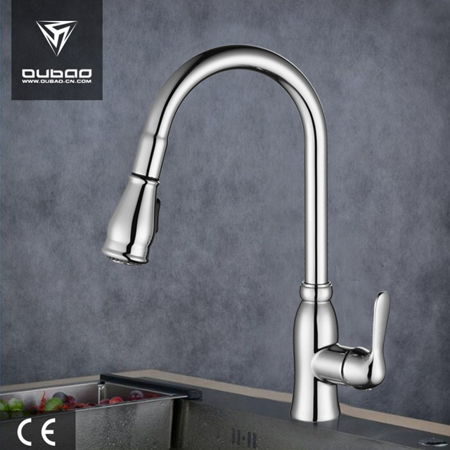 Grand Kitchen Taps Ob D85