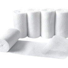 Disposable Cotton Absorbent Gauze Bandage Roll