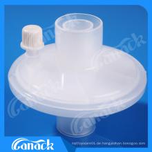 Wegwerfbarer medizinischer bakterieller und Virenatemfilter / BV Filter