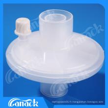 Filtre respiratoire respirable bactérien jetable et viral / BV