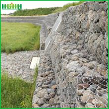 Mur gabion en maille décorative à faible coût avec une qualité élevée