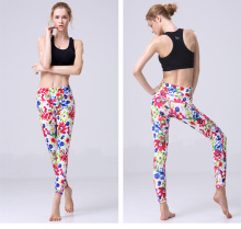 Sexy girls tights sport fitness slimming leggings for women